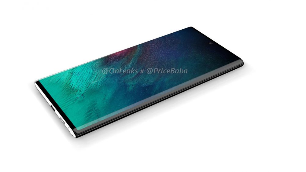 Display Layar Samsung Galaxy Baru 10