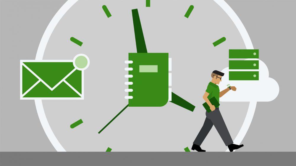 Ilustrasi Manajemen Waktu untuk Memulai Bisnis Sambil Kerja