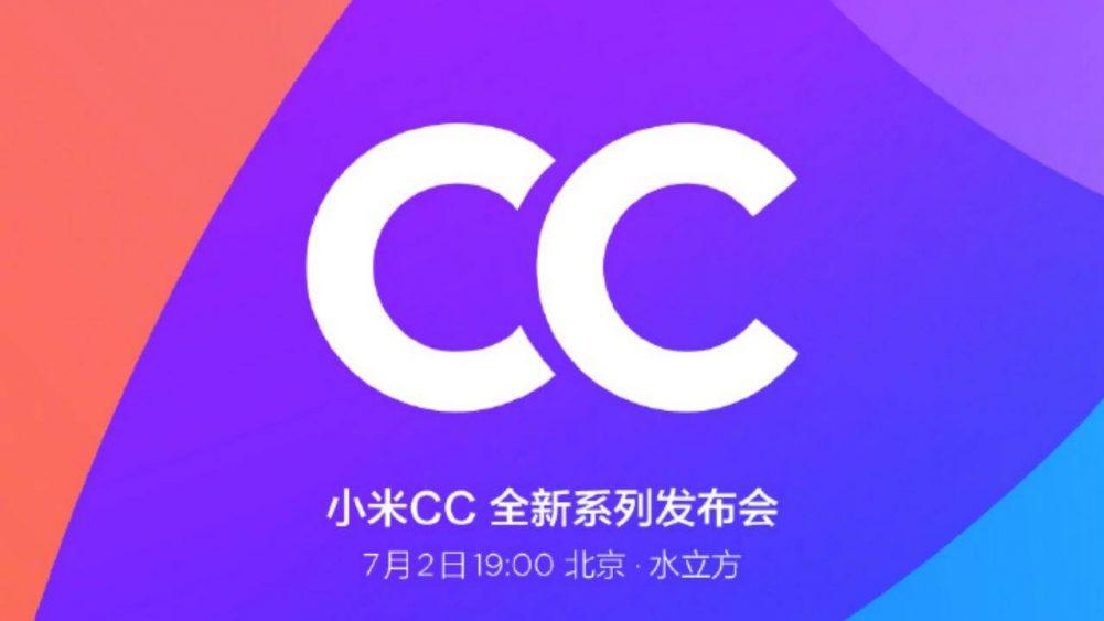 Promosi Peluncuran Xiaomi Mi CC 9