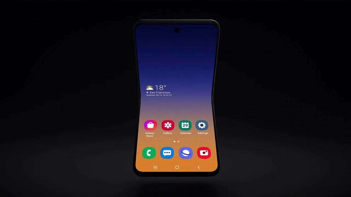 Smartphone Lipat Samsung Baru