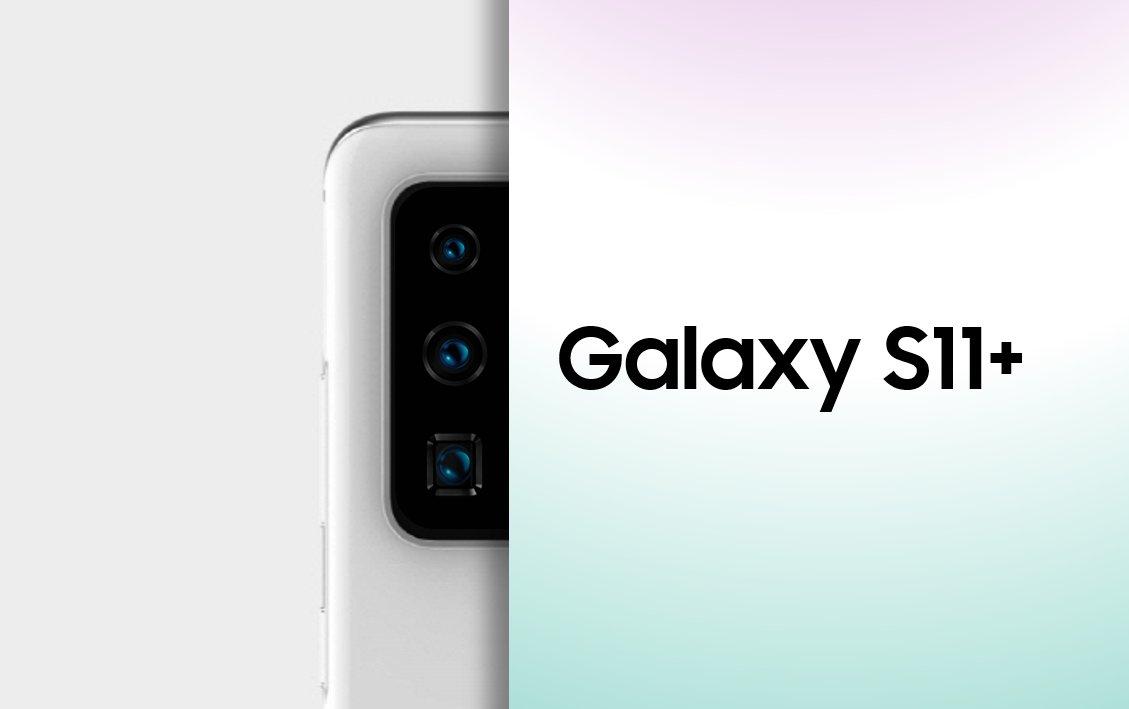 Ilustrasi Galaxy S11